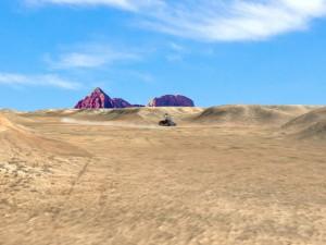 - Scifi starship renderings -