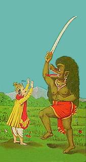 Kali devil