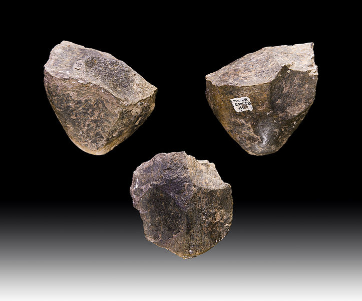 - first stone tools -