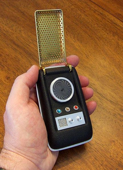 Star Trek Movie Communicator