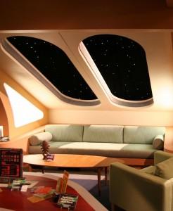 Star Trek crew quarters