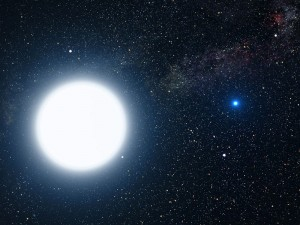 sirius double star system