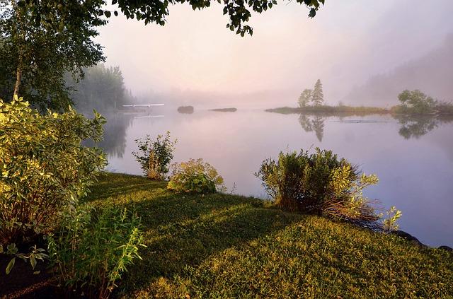 spiritual lake come closer to Allah
