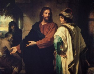 Jesus christ teaching